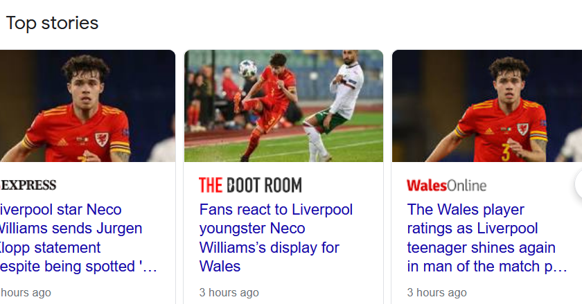 Neco joins Wales Football team and locals of Cefn Mawr say how proud they are.